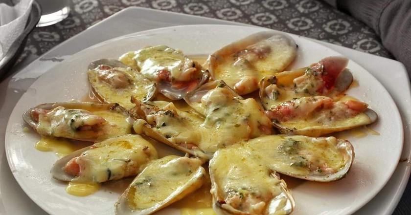 Machas a la parmesana | © mariela morales / Flickr