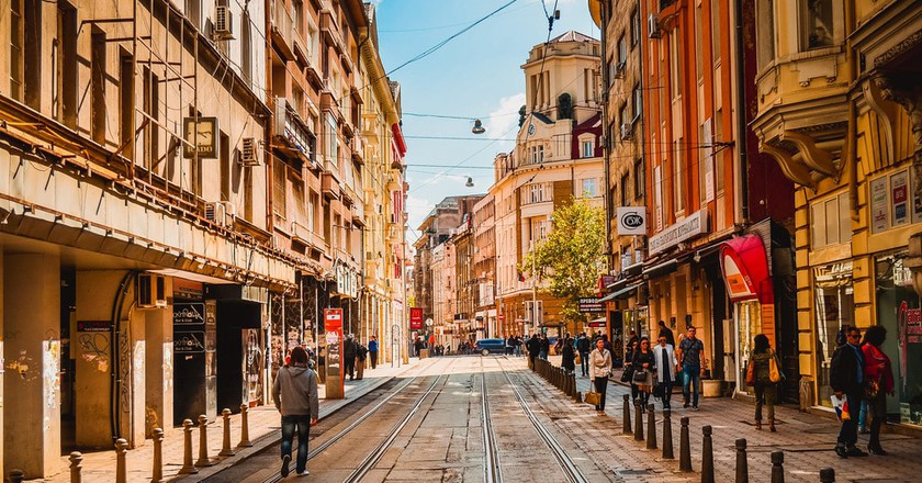 An Introvert's Guide to Sofia