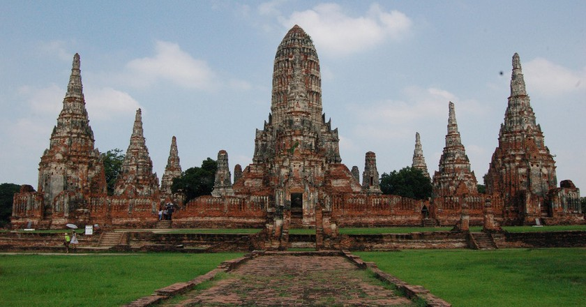 Wat Chaiwatthanaram | ©Kris Duda / Flickr