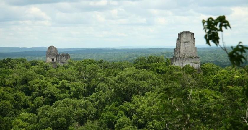 Tikal, Peten, Guatemala | © mockney_piers / Flickr