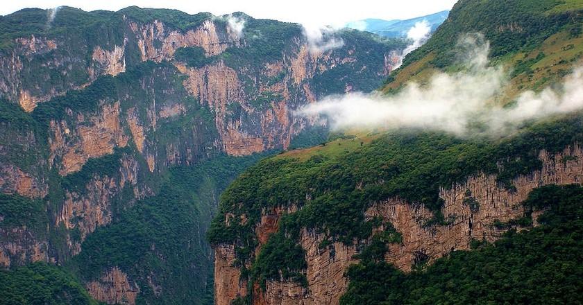 Cañon del Sumidero   © Victor Pineda/Flickr