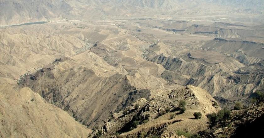 Hajar Mountains   © Chris Price/Flickr