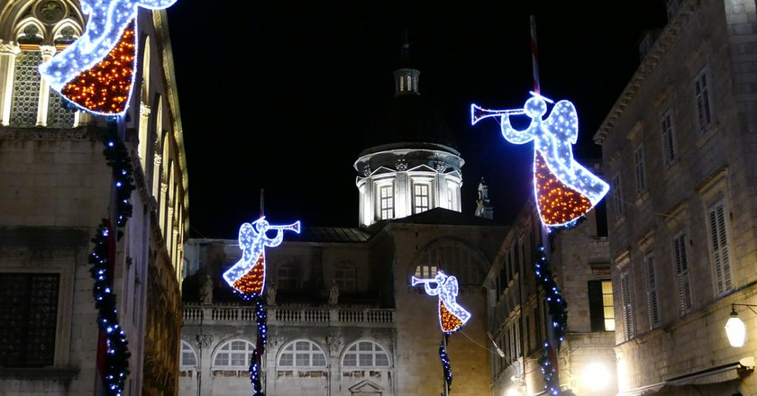 Dubrovnik Christmas   © Donald Judge/Flickr