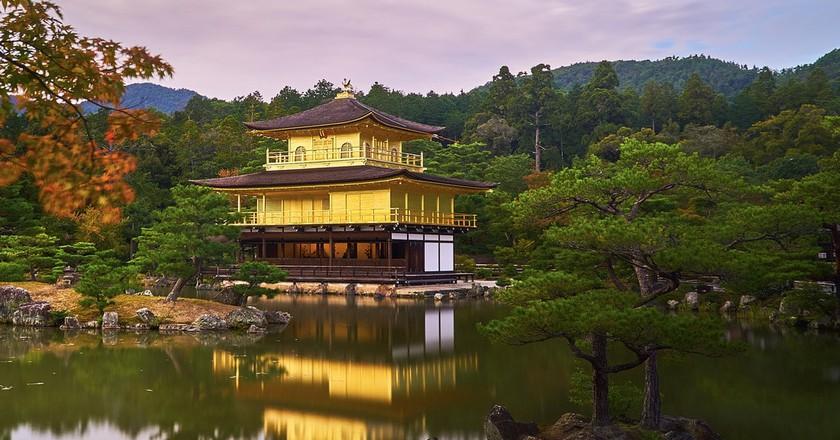 Kyoto, Japan | © Pedro Szekely / Flickr