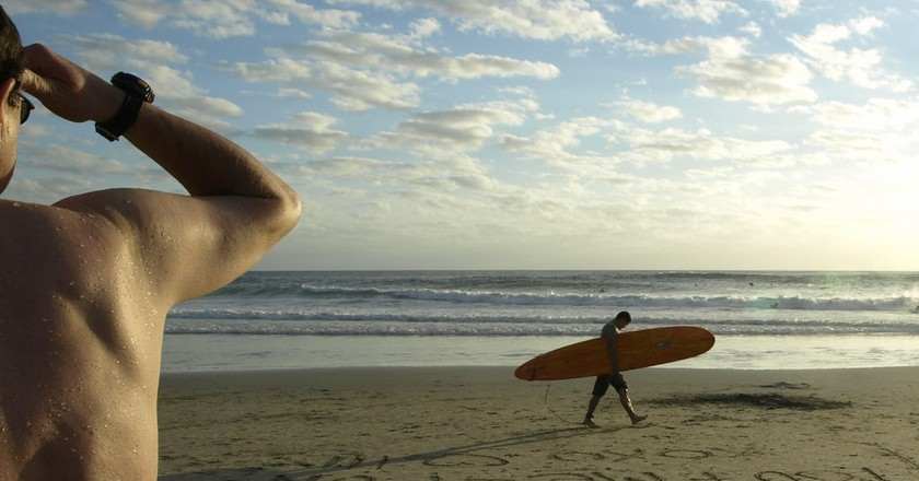 Isolated beach of Baja │© jill.s / flickr
