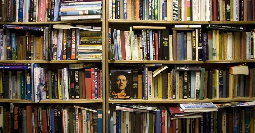 Books| © Ed Salkeld/Flickr