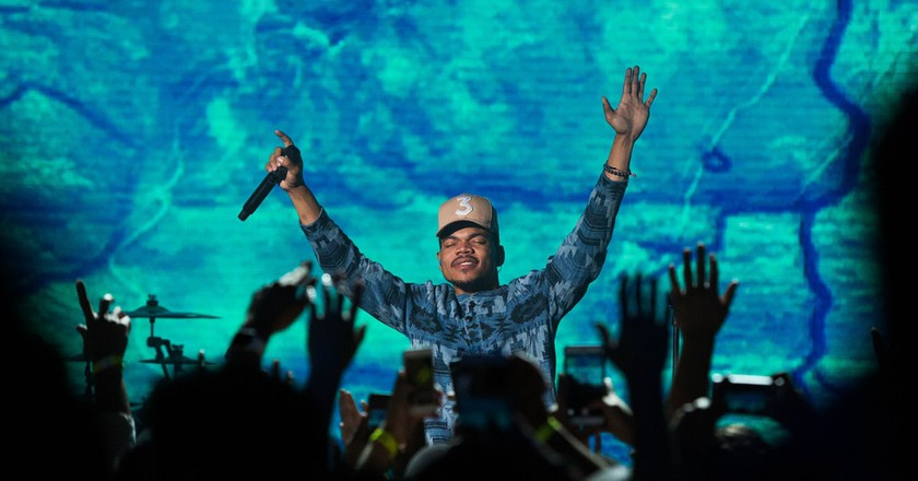 Chance the Rapper | © Anthony Quintano/Flickr
