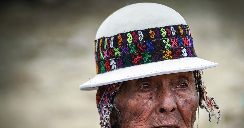 Elderly Bolivian | © Gatol fotografia / Flickr