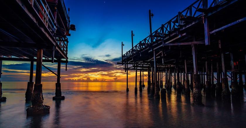 Hua Hin at dawn | © aotaro / Flickr
