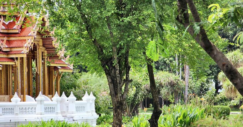 Rama IX Park, Bangkok | © NuCastiel/Flickr