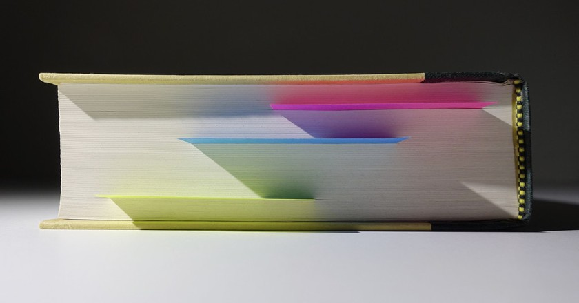Book | © Dean Hochman/Flickr