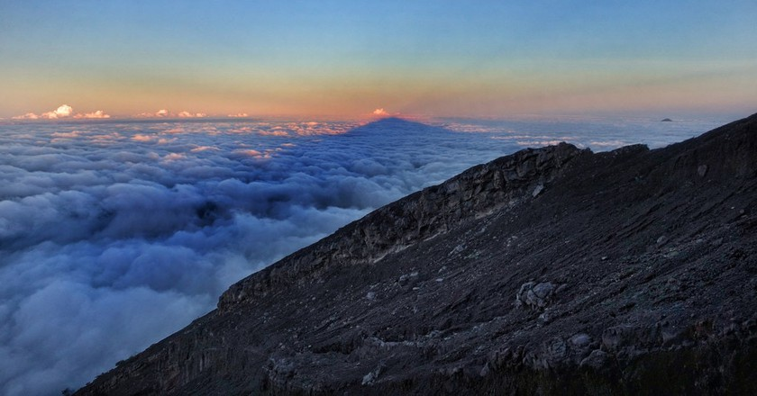 View from Mount Agung   © Jonathan Lin/Flickr