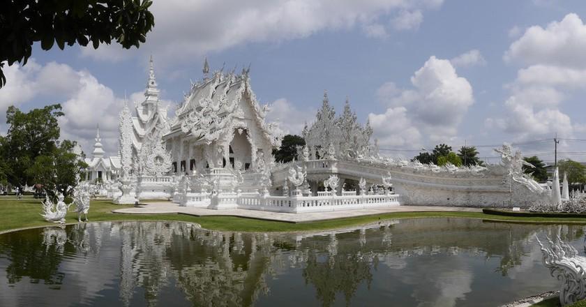 White Temple | ©Edgardo W. Olivera/Flickr
