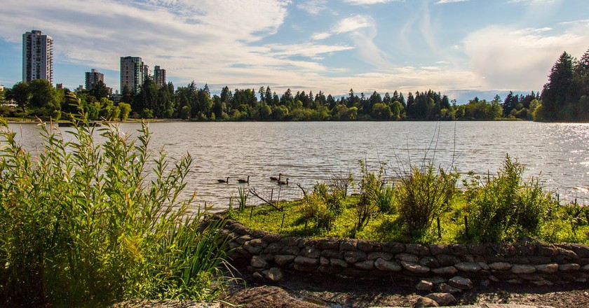 The Lost Lagoon in Stanley Park | © Alberto Cruz / Flickr
