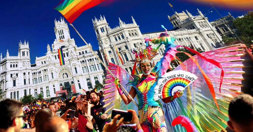 Madrid Pride 2017 | © Ybridex AngeloDemon/Flickr