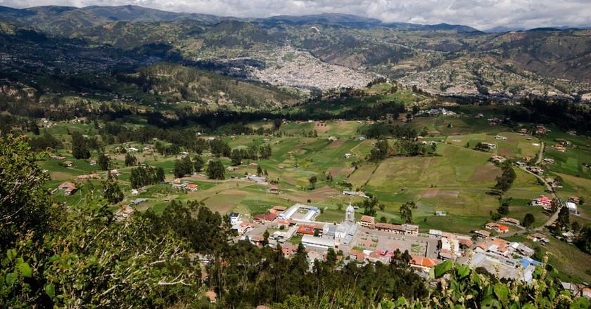 Cojitambo, Ecuador | © Angie Drake / Flickr