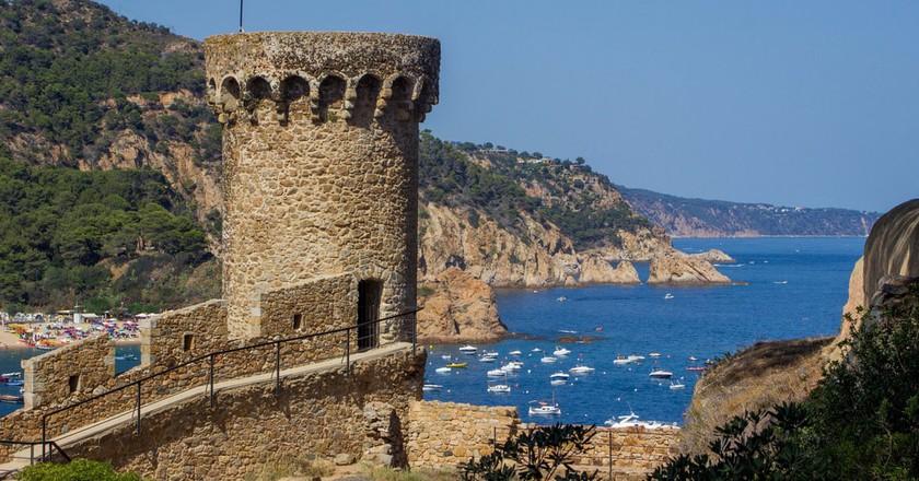 Tossa del Mar, Catalonia; Eneko Bidegain/flickr