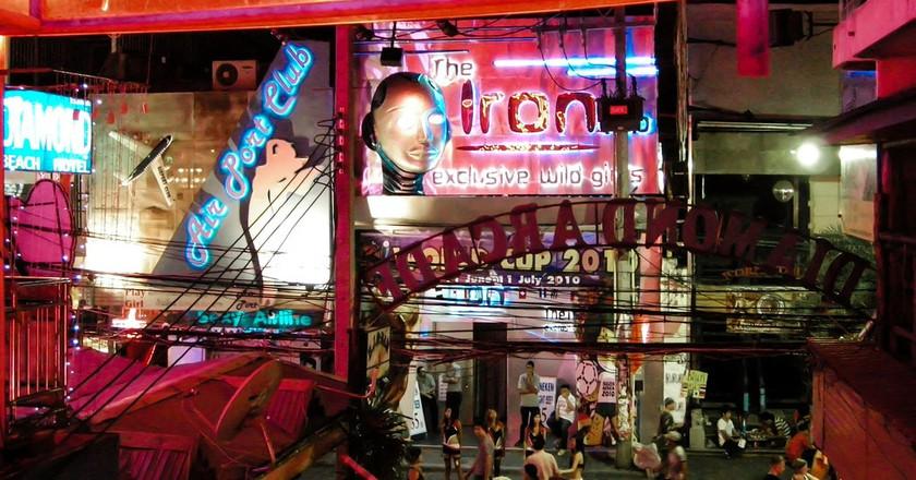 Pattaya bar street | © Richard/Flickr
