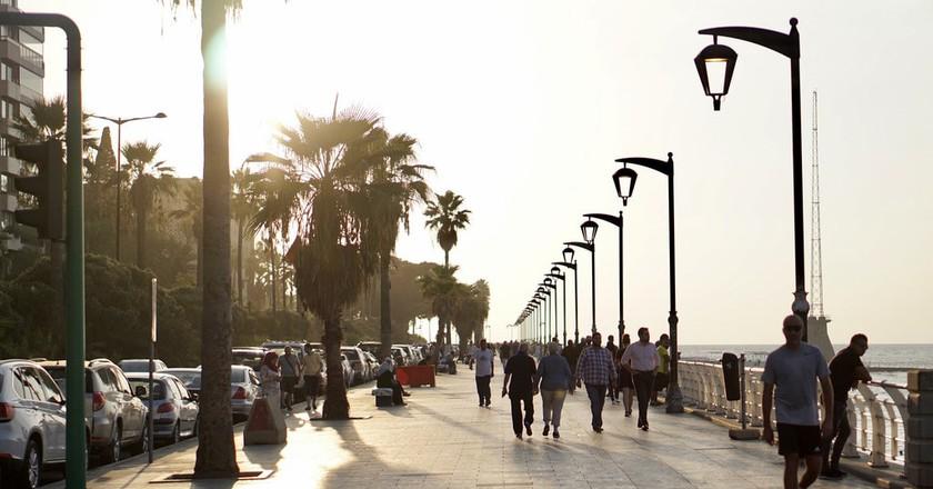Corniche, Beirut | © Normalsanik / Flickr