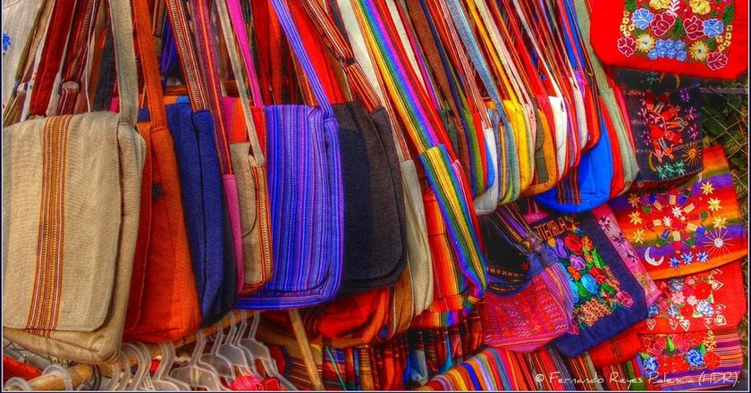 Where to Buy Traditional Guatemalan Dress in Antigua
