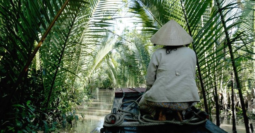 The Mekong Delta, Vietnam | © M M/Flickr