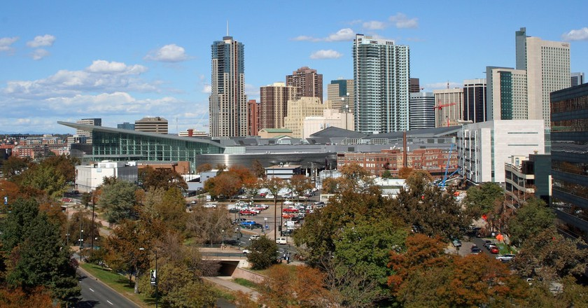 Downtown Denver | © Jeffrey Beall / Flickr