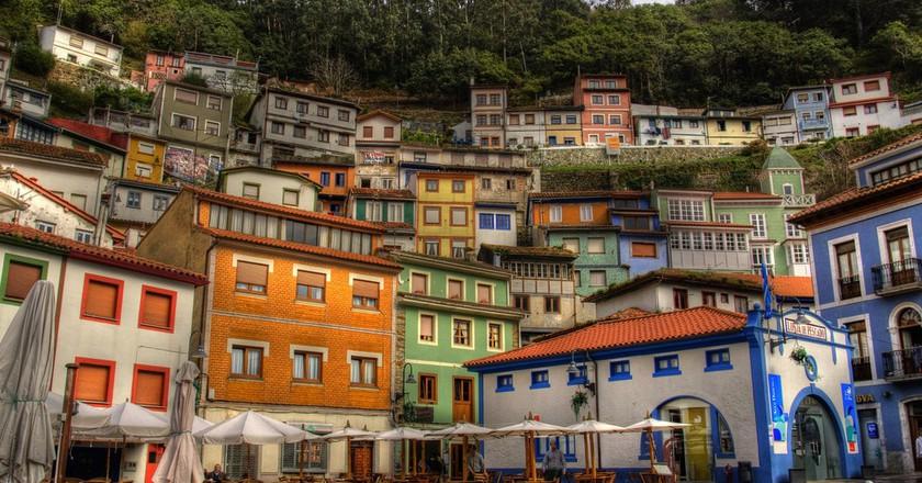 Cudillero, Spain | ©Javier Losa / Flickr