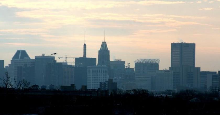 The Baltimore Skyline   © urbanfeel/Flickr