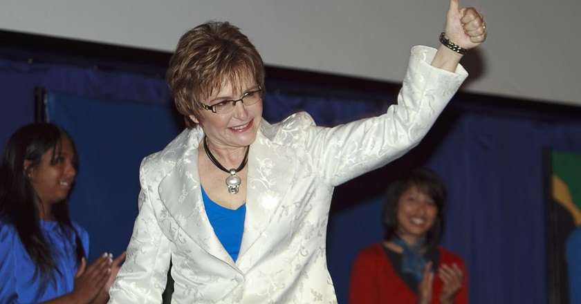 Western Cape Premier Helen Zille | © The Democratic Alliance/Flickr