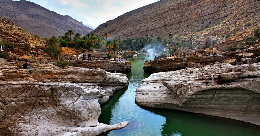 Wadi Bani Khalid By: Marlon Cureg |Flickr