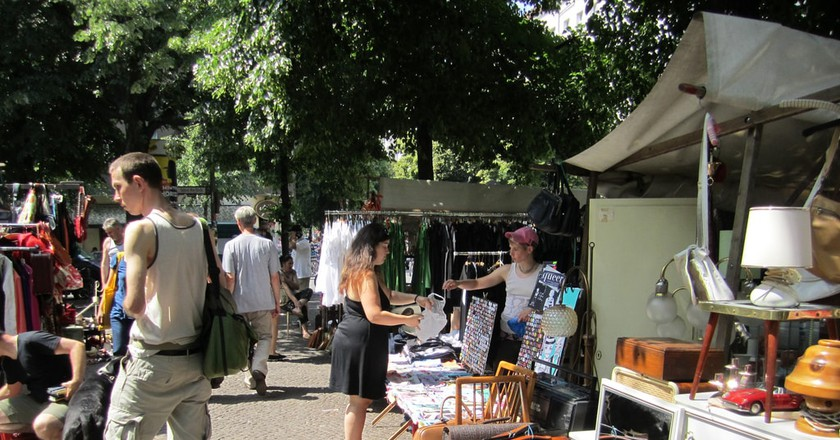 Flea Market, Berlin | ©  La Citta Vita / Flickr