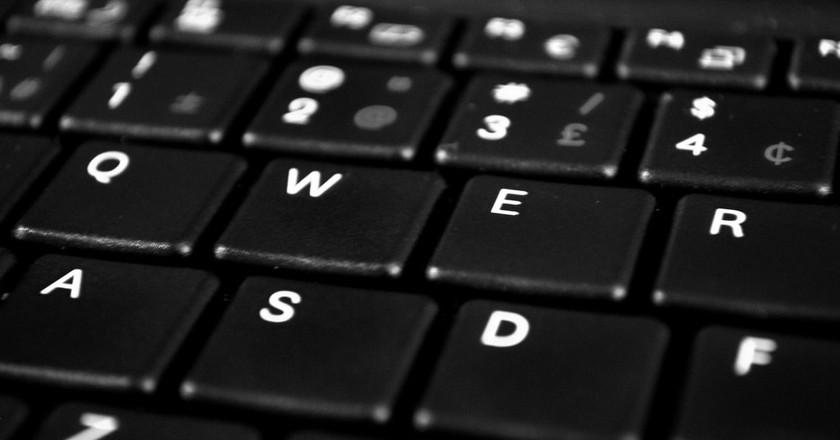 Keyboard | © Brandon Giesbrecht / Flickr