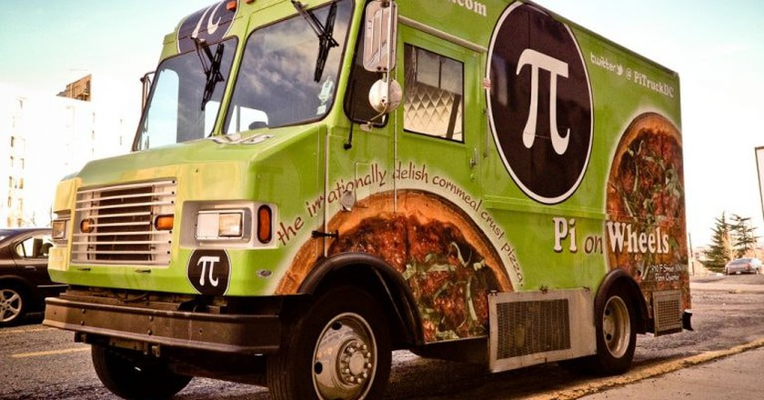 "<a href=""https://www.flickr.com/photos/ep_jhu/6801151221/"" target=""_blank"" rel=""noopener"">Pi on Wheels, one of DC's many food trucks 