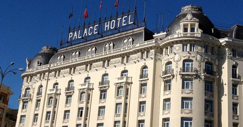 Westin Palace Hotel, Madrid|©Studio Alex Kudla/Flickr