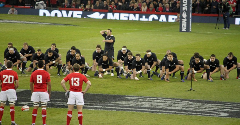 Wales vs New Zealand match, November 2012 | © Simon Williams/Flickr