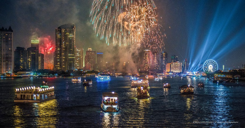 New Year's Eve in Bangkok | © Nik Cyclist/Flickr