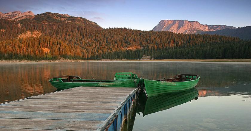 Black Lake | ©  Juan Alberto Garcia Rivera/Flickr