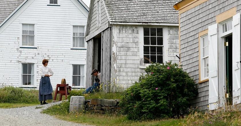 Village Historique Acadien | © Courtesy of Province of Nova Scotia
