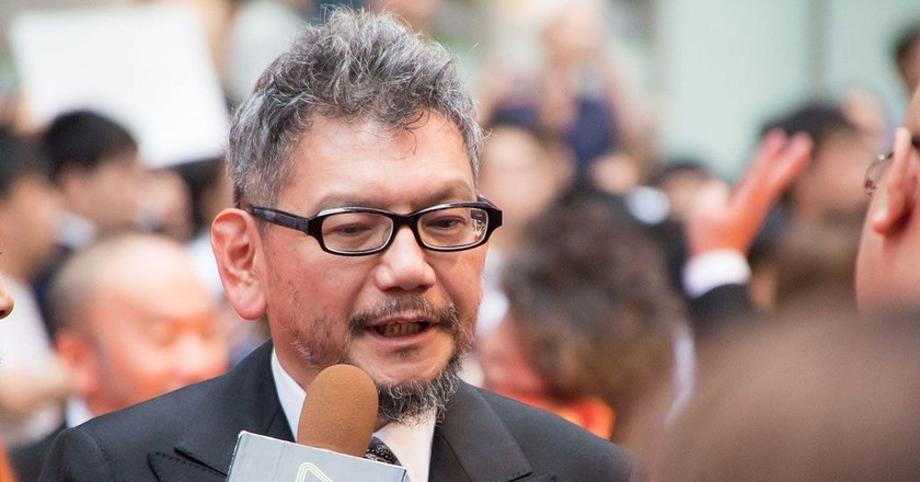Hideaki Anno | ©Dick Thomas Johnson/ Wiki Commons