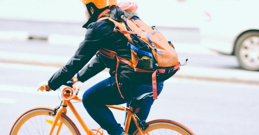Cyclist | © Pexels/Pixabay