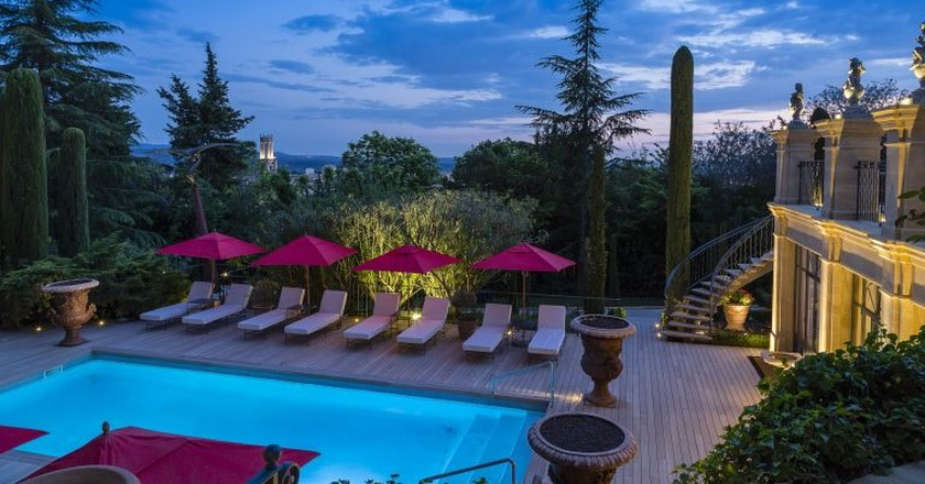 The Villa Gallici in Aix en Provence |Courtesy of Villa Gallici