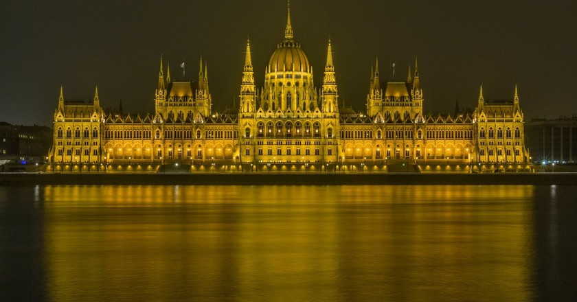 The Hungarian Parliament Building in Budapest | © Bergadder/ Pixabay