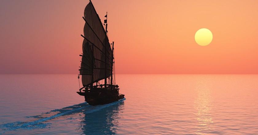 Sail away on a luxury trip | © Ajith Kumar / Flickr