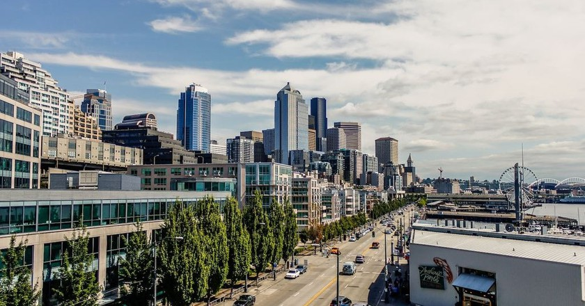 Seattle   © Claudel Rheault / Unsplash