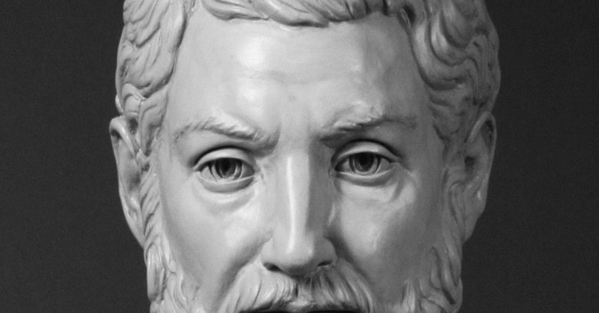 """Modern bust of Cleisthenes, known as """"the father of Athenian democracy""""   © Unknown/WikiCommons"""