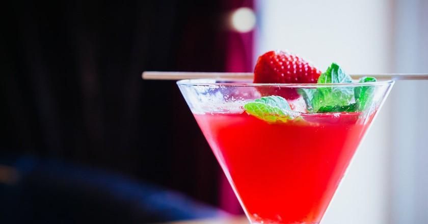 Brightly coloured cocktail | © daspunkt / Flickr