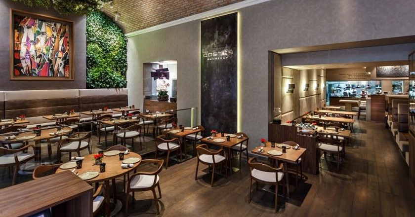 Costes Downtown Restaurant Budapest   Courtesy of Costes Downtown