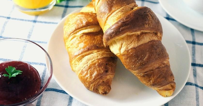 Croissants | ©JESHOOTS / Pixabay