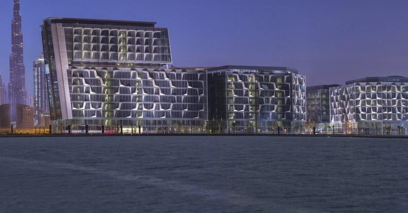 Dubai Design District | © Courtesy of d3