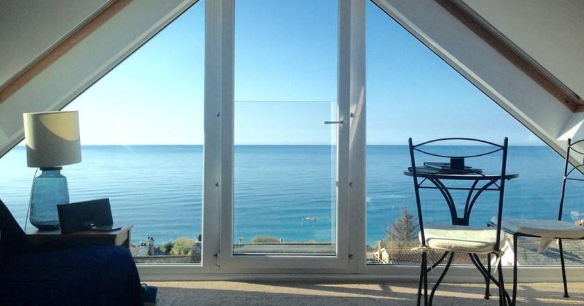 Coastal Studio Loft Apartment, Downderry/Airbnb